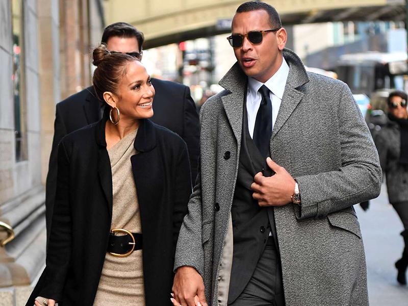 Así garantiza la fidelidad de su novio Jennifer Lopez