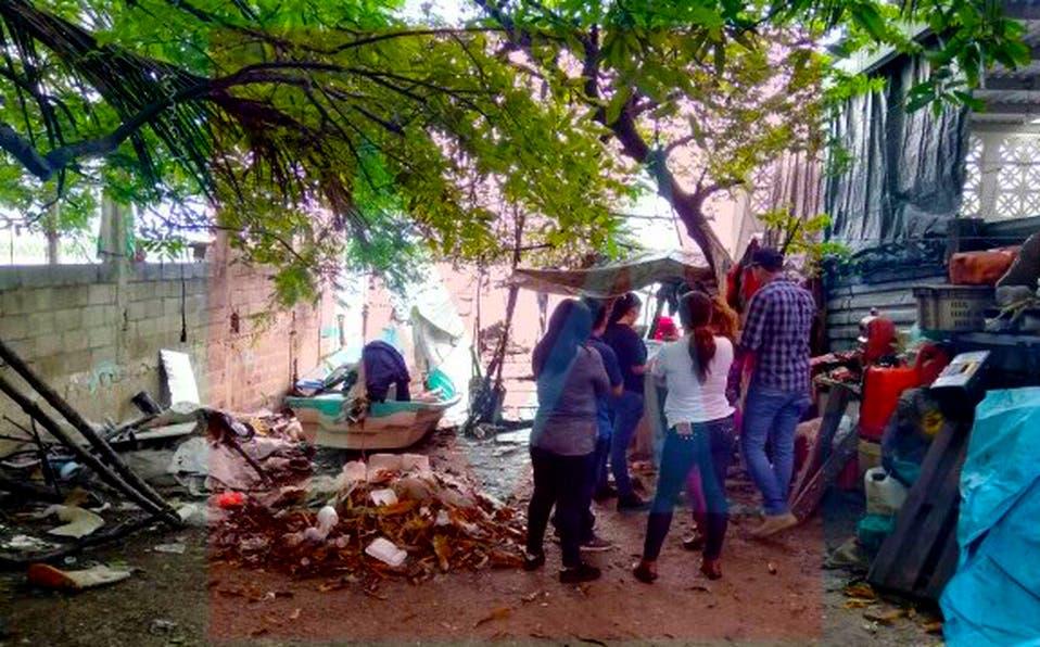 Pescador muere durante navegación, luego de que un rayo lo impactara mientras manejaba su lancha en Tampico.