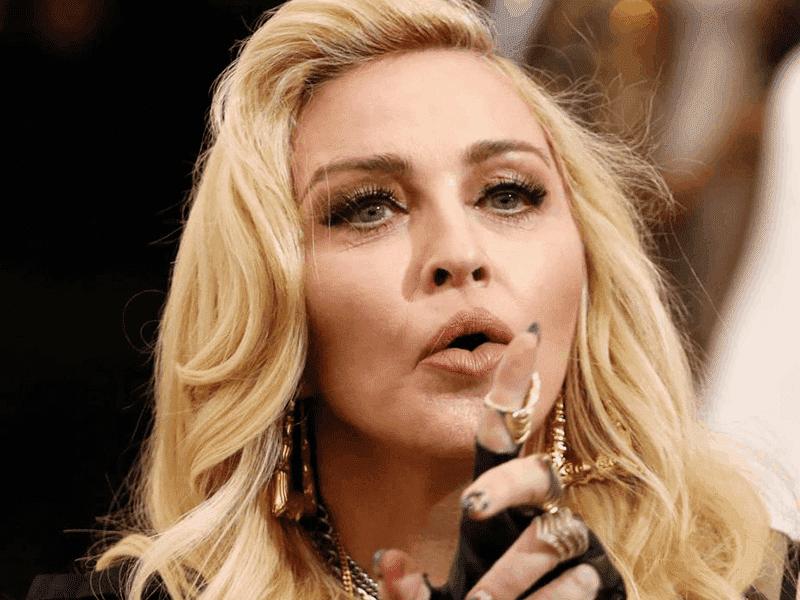 Madonna asegura que sería mejor presidenta que Trump