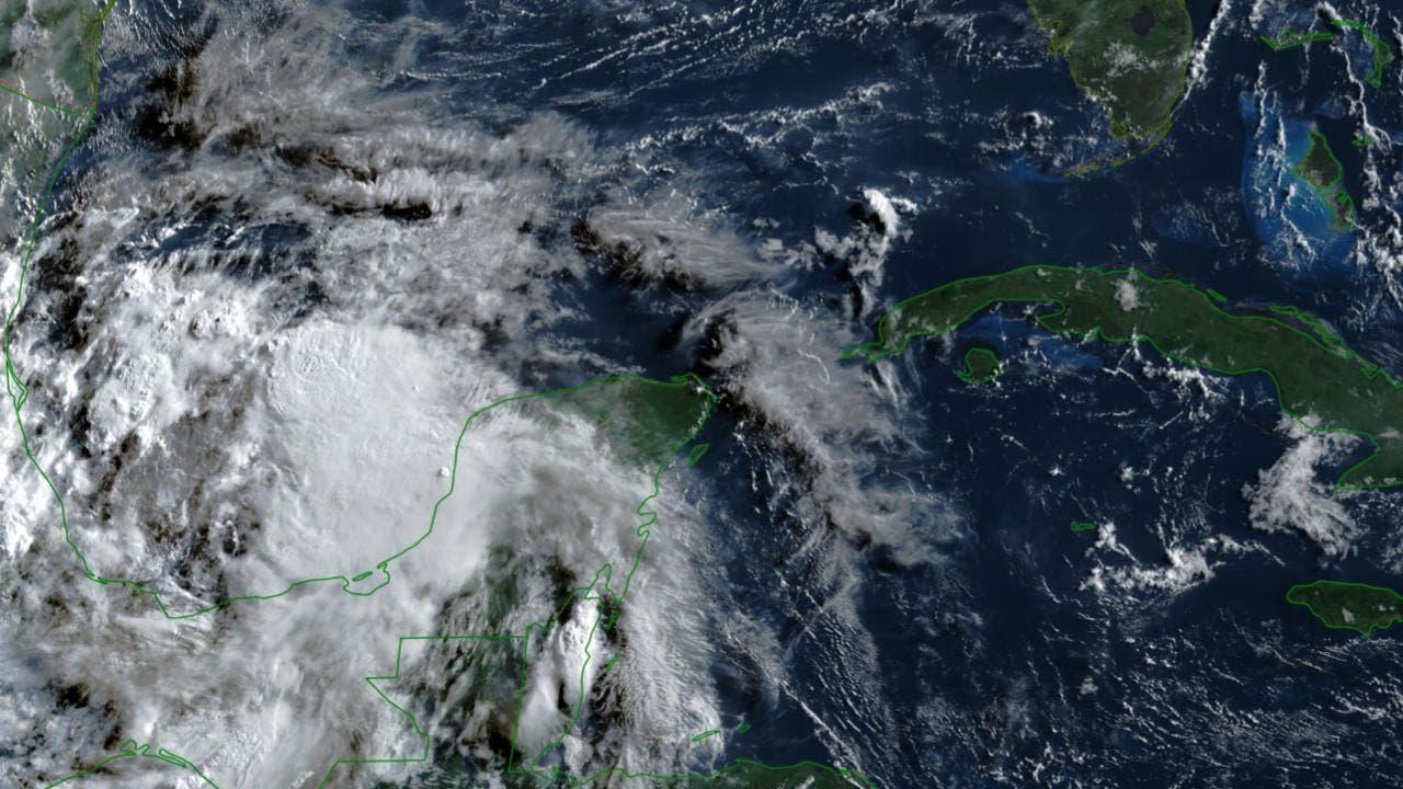 Pronóstico del clima Yucatán: las lluvias podrían continuar