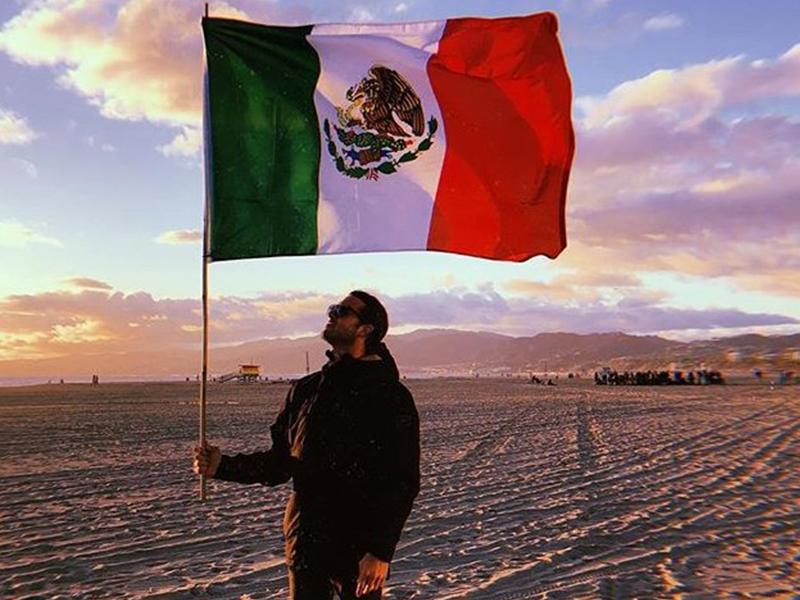 Niegan a Pablo Lyle permiso para volver a México