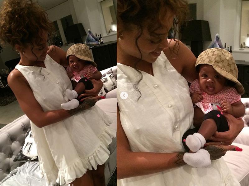 Rihanna esta lista para ser mamá