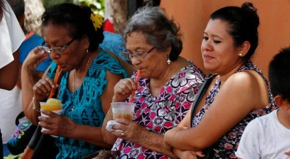 Pronóstico del Clima Yucatán en Miércoles caluroso
