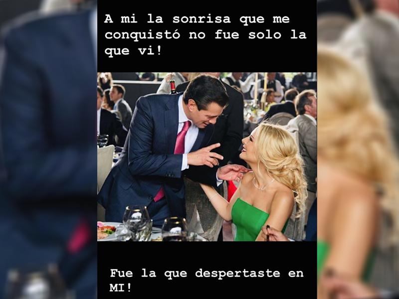 Novia de Peña Nieto cambia de look ¿Quiere parecerse a la Gaviota?