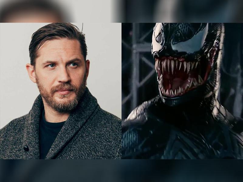 Venom 2: Confirman presencia de Tom Hardy en la película
