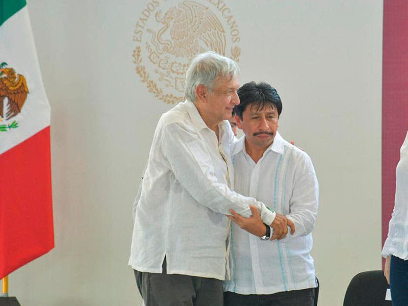 El presidente de Tulum resalta la visita de AMLO al destino turístico