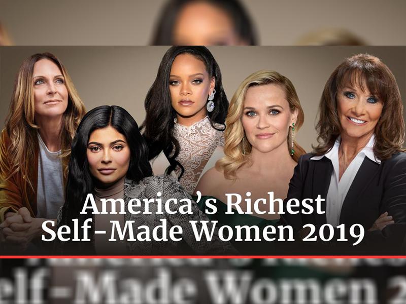 Conoce a las mujeres más ricas del mundo según Forbes