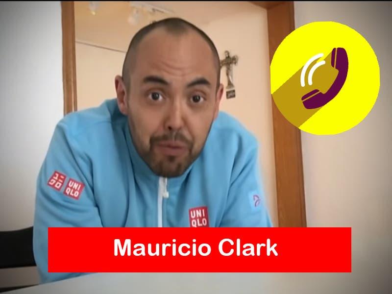 AUDIO: Mauricio Clark confirma su recaída en las drogas