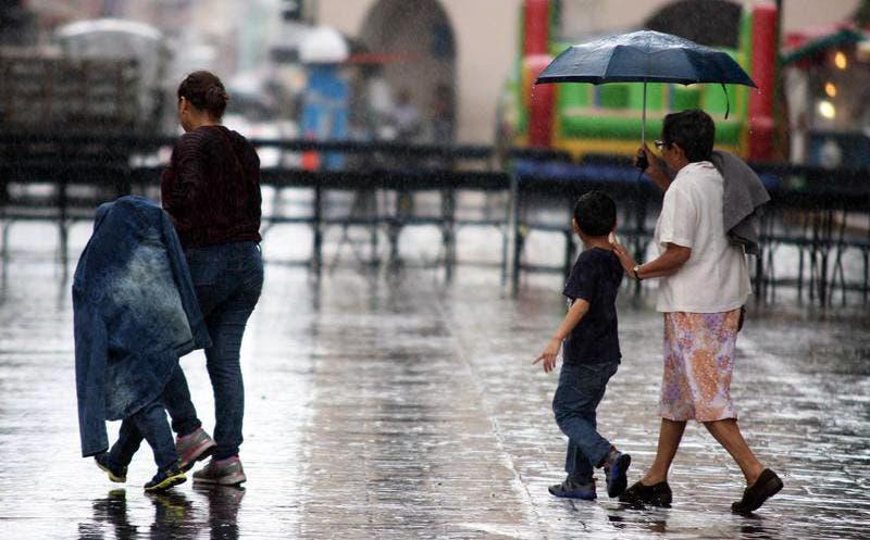 Pronóstico del Clima Yucatán: continuarán las fuertes lluvias