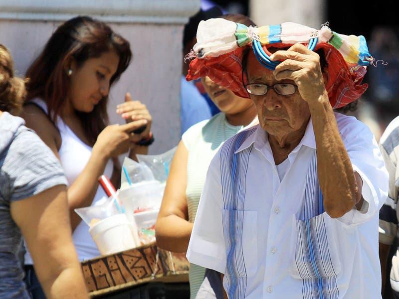 Pronóstico del Clima en Yucatán: inicio de semana caluroso