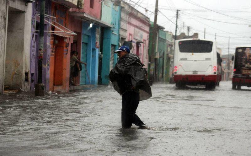 Pronóstico del Clima Yucatán: martes de lluvias por la tarde