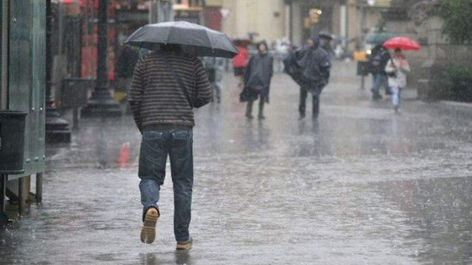 De acuerdo al pronóstico del clima en Yucatán, la península continuará con fuertes lluvias durante esta semana.