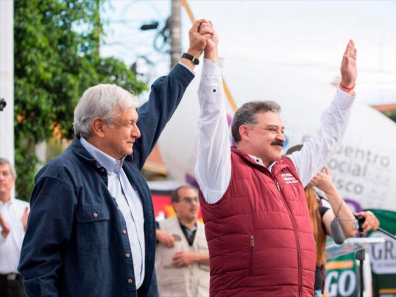 AMLO espera 'el fin del mundo' tras renuncia de Carlos Lomelí