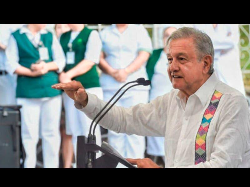 AMLO continúa su recorrido en Chiapas, hoy visitará hospitales