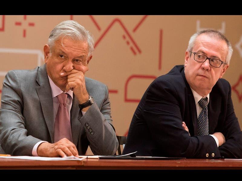 AMLO le contesta a Urzúa: mañana hablaré de política o politiquería