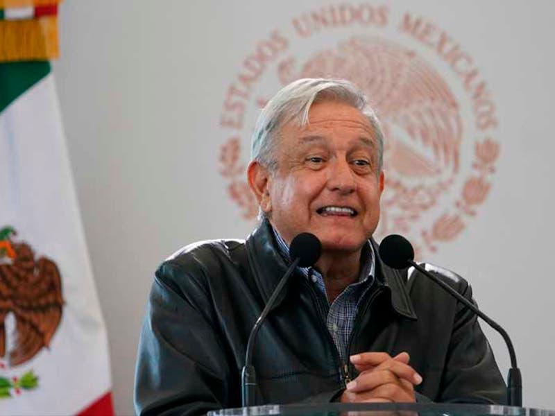 AMLO reta a la delincuencia organizada en Michoacán