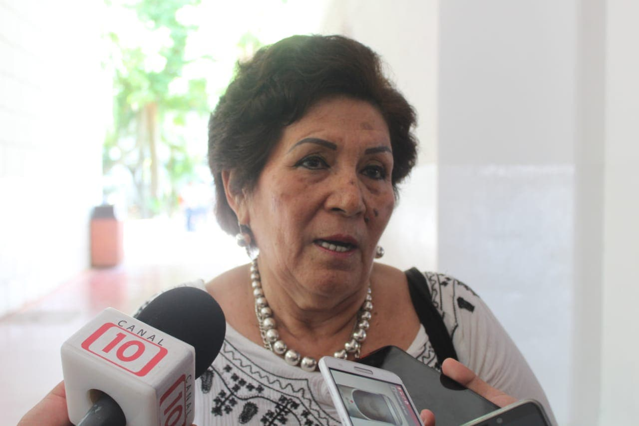 Ambientalista Guadalupe Alvarez Chulim