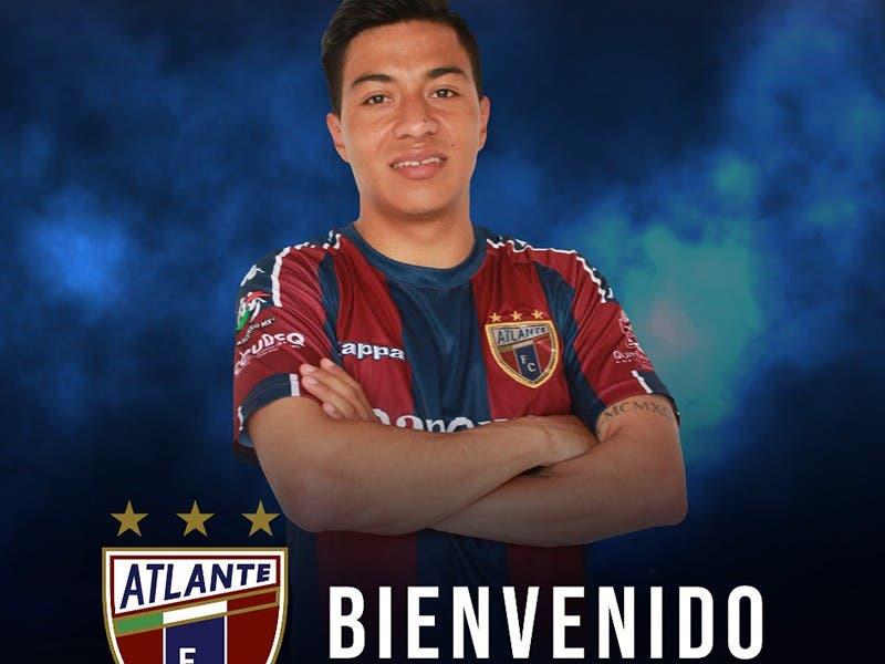 Ascenso MX: Atlante anuncia a Omar Islas como refuerzo