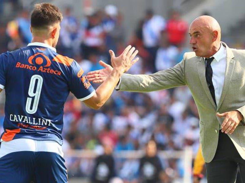 """Liga MX: """"Lucas estará con nosotros"""": Chelís sobre Cavallini"""