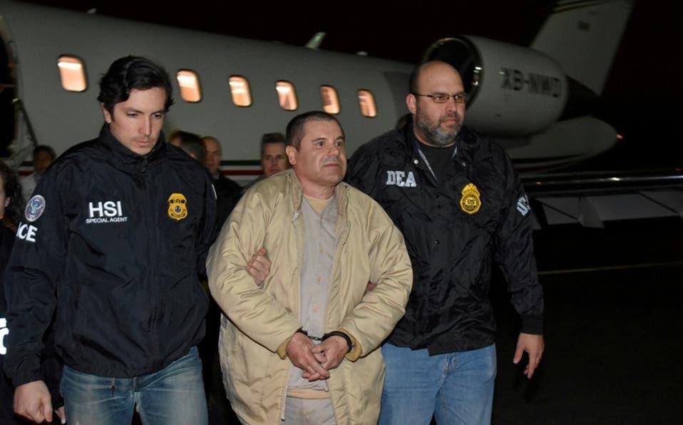 """""""El Chapo"""", de la cima a la penumbra de por vida"""