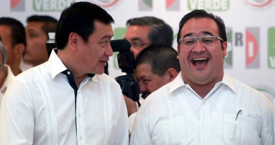 Si pactaron con Duarte, fue a mis espaldas: Osorio