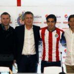 Chivas: Percepción de Rodolfo Pizarro sobre salida de José Luis Higuera