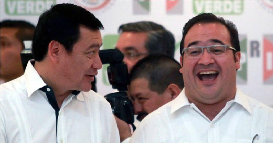 """""""Embarrado"""" Osorio Chong por Duarte, le llama """"mentiroso que trata de dañar"""""""