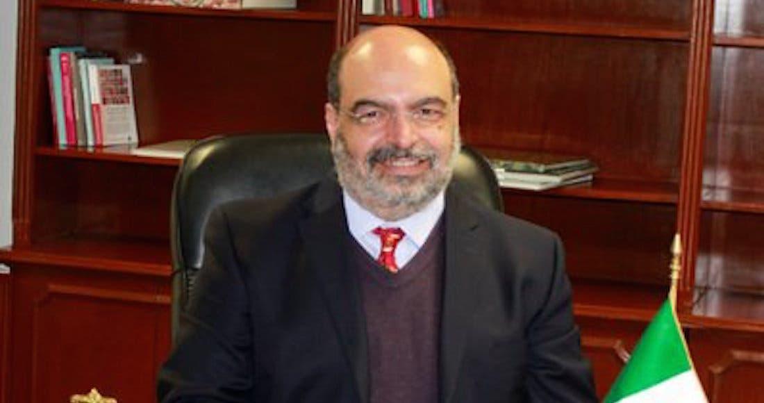 Muere titular de Conapo, Carlos Echarri Cánovas