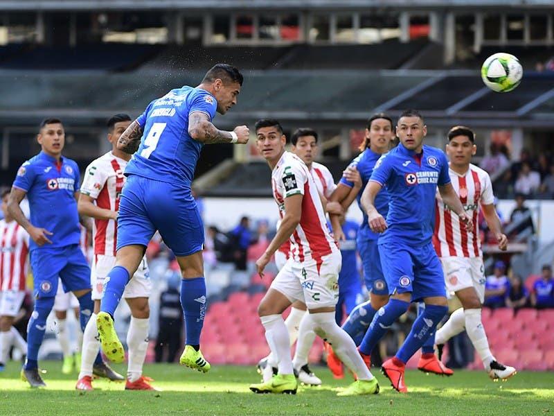 Horario y dónde ver en vivo Cruz Azul vs Necaxa Supercopa MX 2019