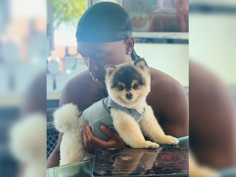 Daniel Sturridge denuncia que entraron a su casa y robaron a su perro