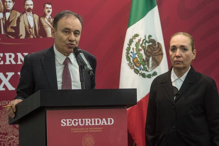 """Lo de Calderón """"es retórica"""", barbaridades: Durazo"""