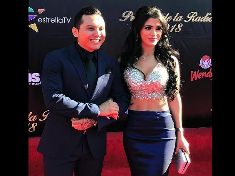 Edwin Luna golpeó a Kimberly Flores ¿por infiel?