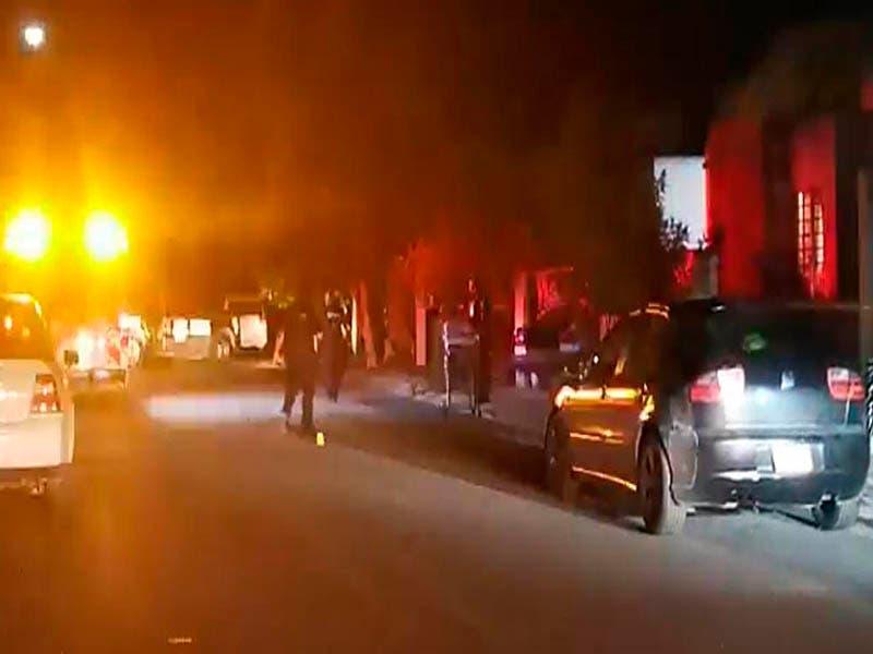 Ejecutan a taxista en el fraccionamiento Villas Riviera