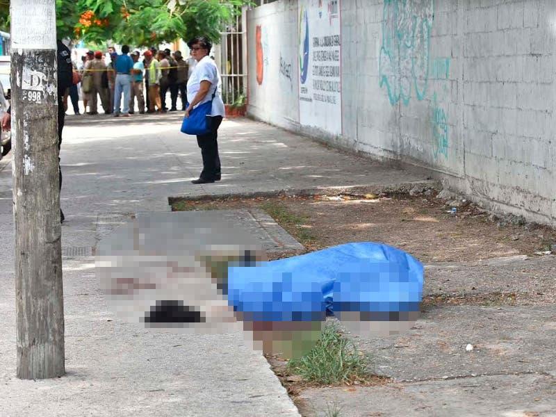 Muere tras ser apuñalado a unos pasos del estadio Cancún 86