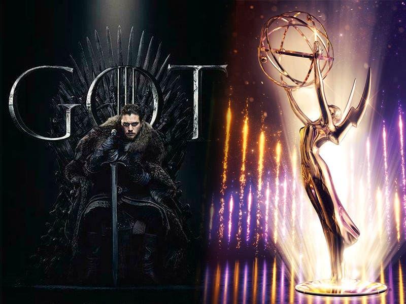 Game Of Thrones arrasa con las nominaciones al Emmy