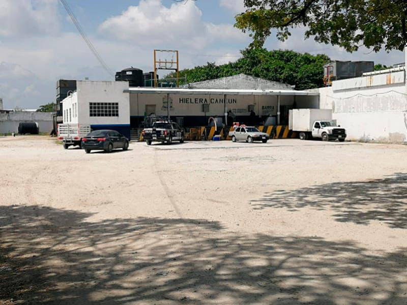 Roban 150 mil pesos de una empresa de hielos en Cancún