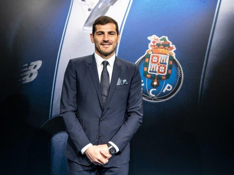 Iker Casillas formará parte de los directivos del Porto de manera temporal