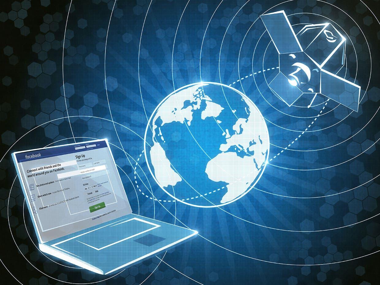 Serán entregadas tres estaciones satelitales gratuitas, a aquellos poblados donde todavía no tienen internet.