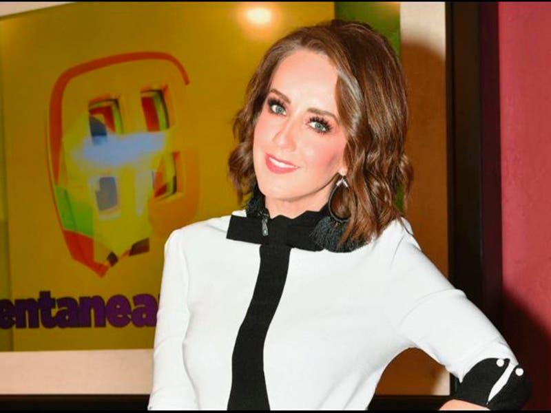 Jimena Pérez 'La Choco' llorando dice por qué se va de Ventaneando