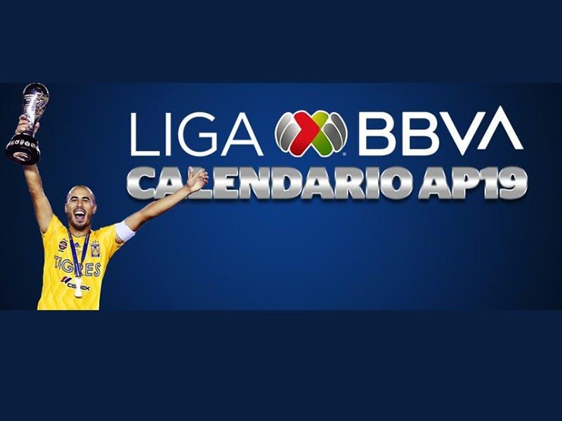 Liga MX: Lo que debes saber sobre el calendario Apertura 2019