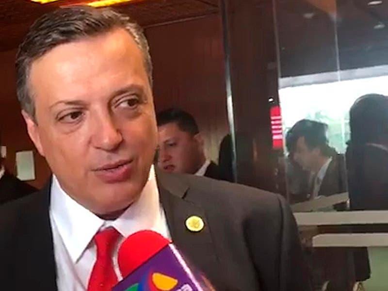 Diputado Luis Alegre informó de la Caravana de la Constitución