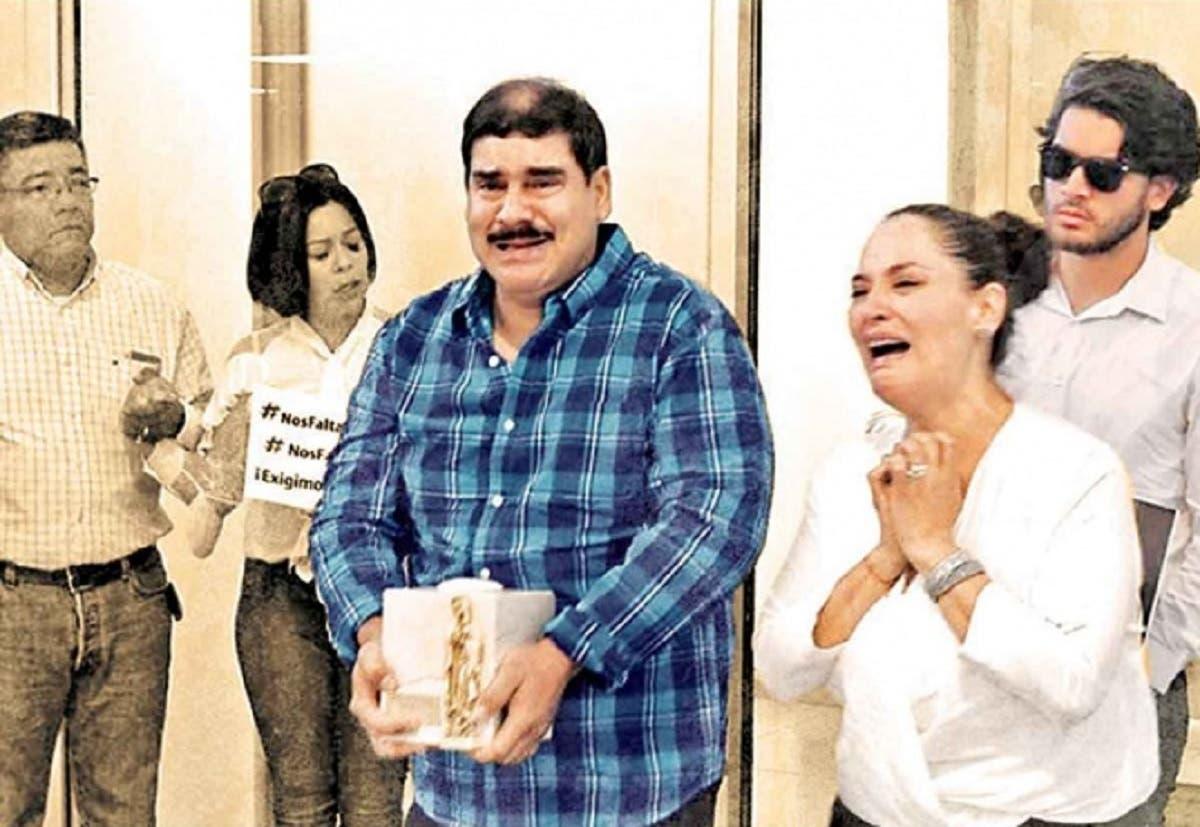 """""""Ya perdoné a secuestradores; justicia, aunque implique a familiares"""""""
