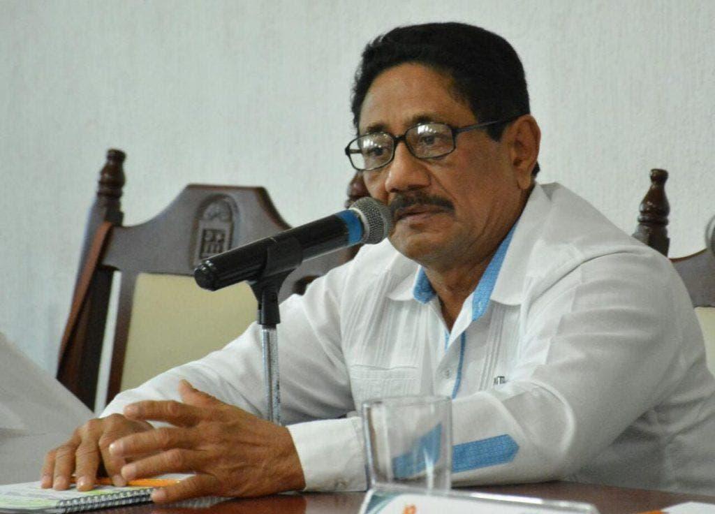 Presidente municipal de Othón P. Blanco, Otoniel Segovia reveló