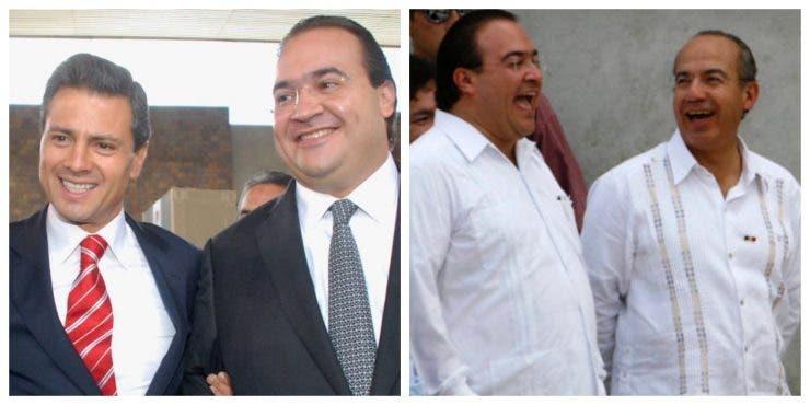 Javier Duarte, ex gobernador de Veracruz, es uno de los muchos gobernadores salidos de las filas del PAN y del PRI que han sido corruptos hasta lo indecible.