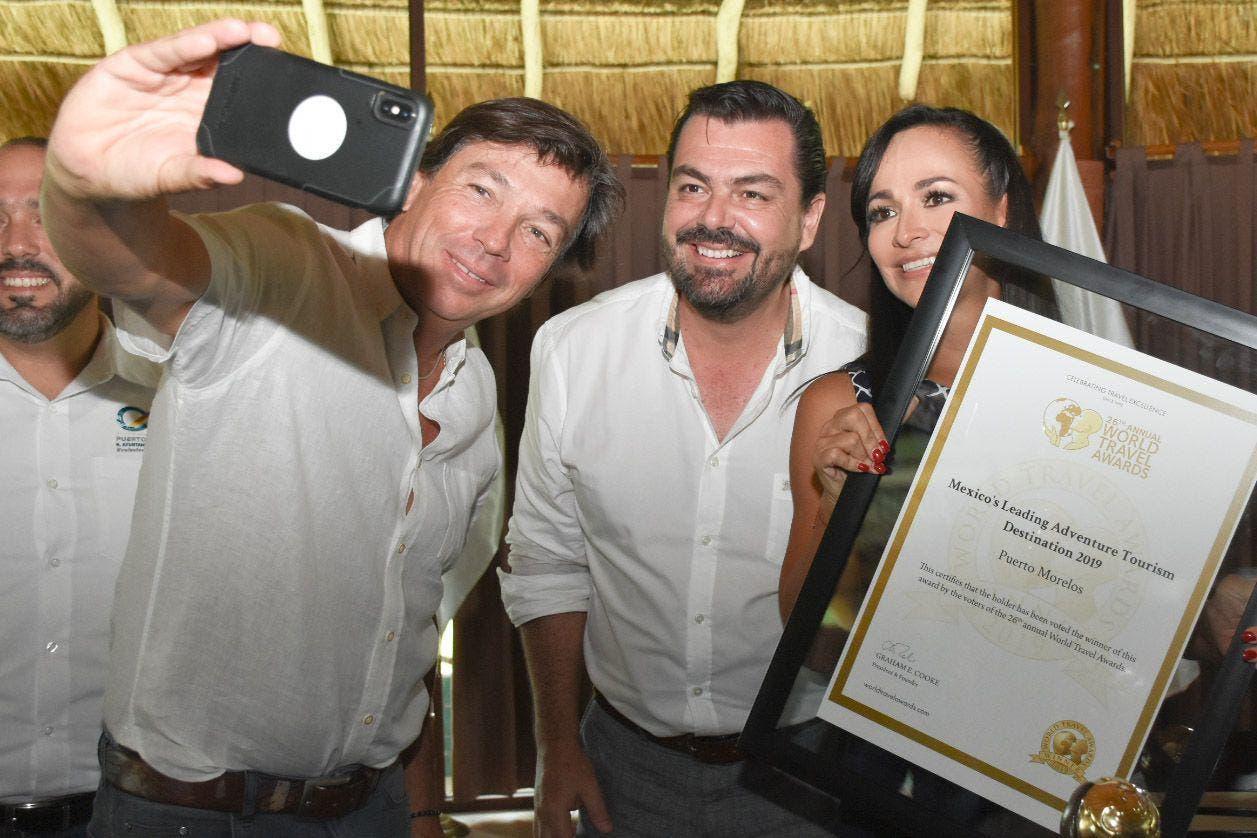 Puerto Morelos, mejor destino de aventura de México durante los World Travel Awards