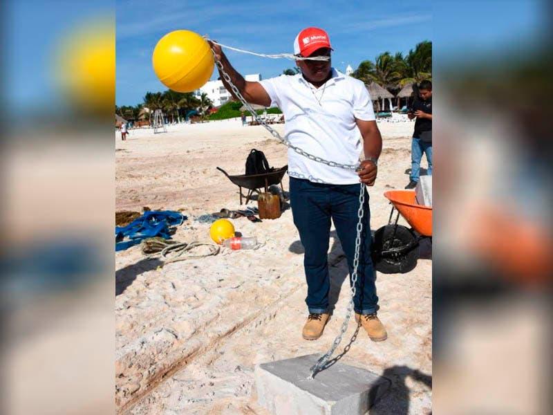 Esta acción permitirá mejorar la imagen del destino, brindar mayor seguridad a los bañistas y facilitar la limpieza de playas, señala la alcaldesa Laura Fernández Piña