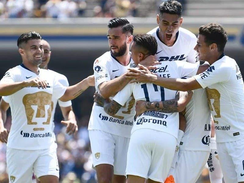 Liga MX: Pumas anuncia nuevo uniforme para temporada 2019-2020