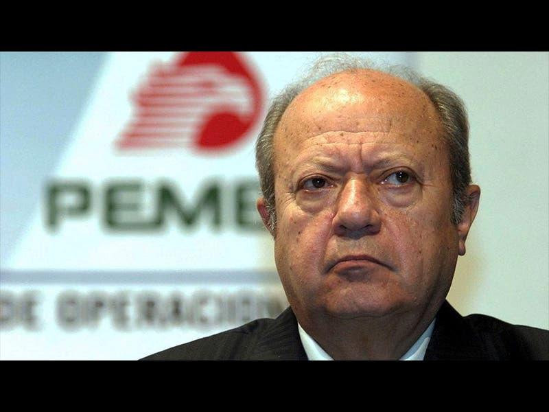 Romero Deschamps se tiró al piso pues pensó que iban por él