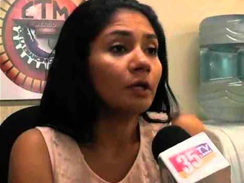 Secretaria de la CTM en Cozumel, Genny Canto
