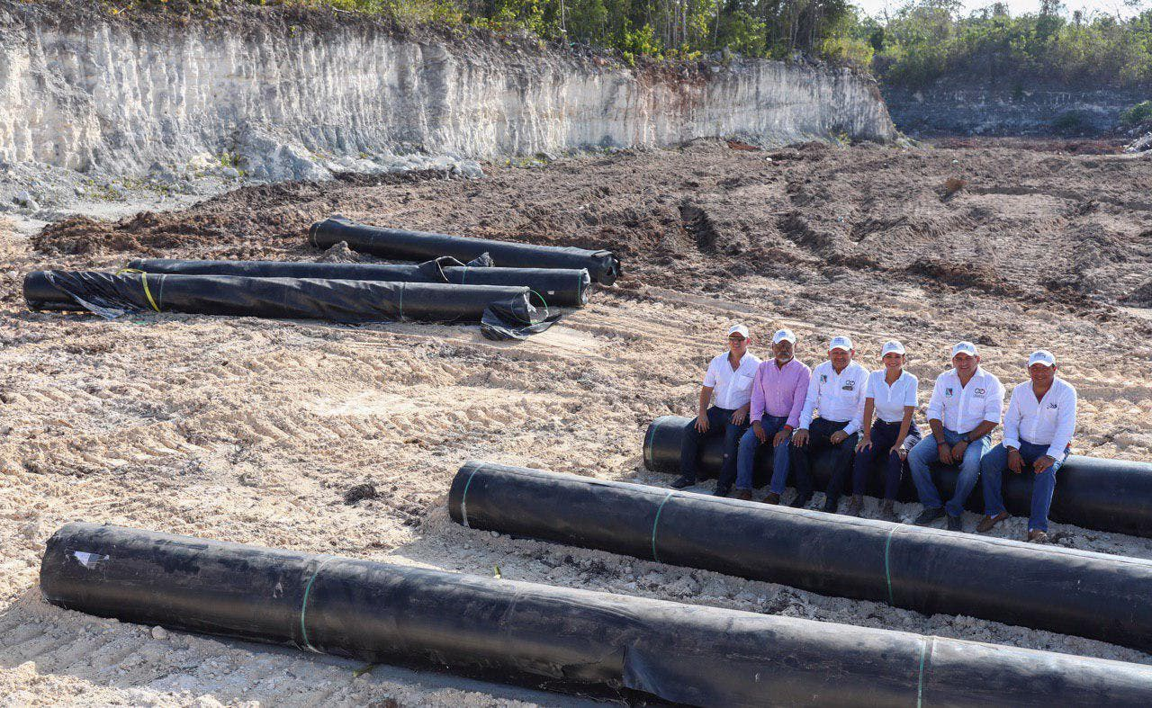 Puerto Morelos se convertirá en el primer municipio del país en tener un lugar destinado específicamente para la macro alga